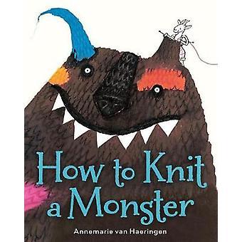 A tricotar um monstro pela tricotar um monstro - livro 9781328842107