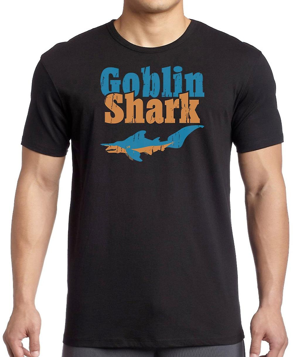Goblin Shark - Starngest Looking Species T Shirt