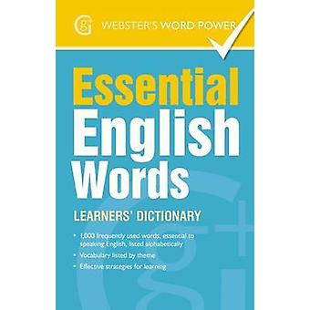 Essential English Words - Learners' Dictionary by Morven Dooner - 9781