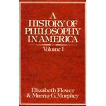 Filosofian Amerikan historiassa: jae 1