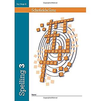 Spelling Book 3 (of 6): Key Stage 2, Year 3 - 6 (Teacher's Guide and Resource Book available separately)