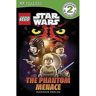 Lego Star Wars: The Phantom Menace (DK Reader - Level 2