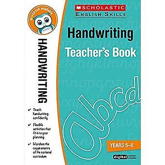Écriture manuscrite ans 5-6 (compétences scolaires en anglais)