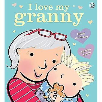 Ik hou van mijn oma