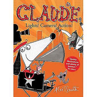 Claude: Lights! Camera! Action! - Claude