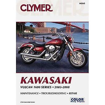 Clymer Kawasaki Vulcan 1600 série 2003-2008