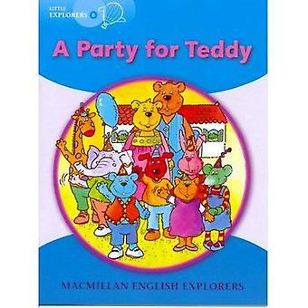 Kleine Entdecker B: eine Party für Teddy Big Book