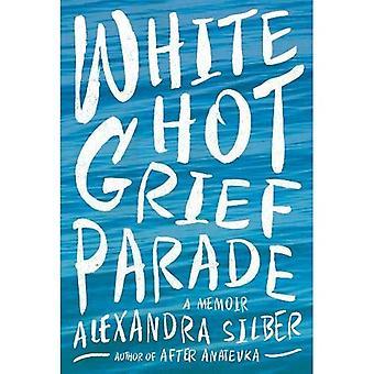 Blanc chaud chagrin Parade - mémoires