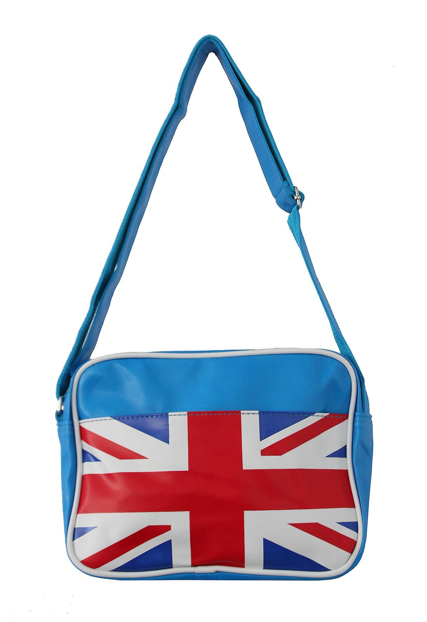 Waooh - Small Shoulder Bag British flag Canly
