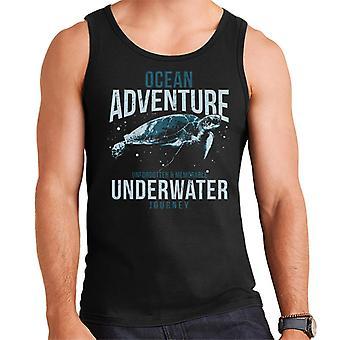 Ocean Adventure Journey Turtle Men's Vest