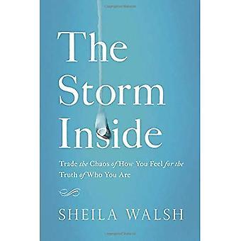 Het Onweer binnen: De Chaos van hoe handel je gevoel voor de waarheid van wie je bent