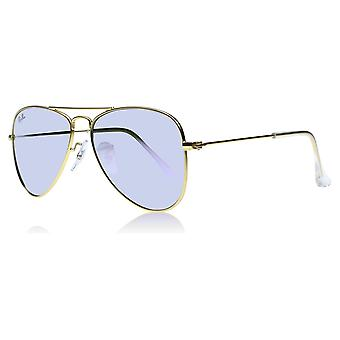 c10ddcba3a Ray-Ban Junior RJ9506S Age 4-8 Years 249-4V Matte Gold RJ9506S