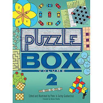 Dover Publications-Puzzle Box Volume 2