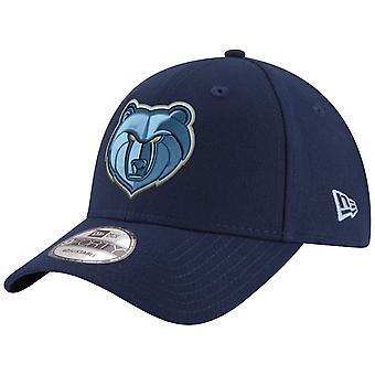 New era 9Forty Cap - NBA LEAGUE Memphis Grizzlies navy