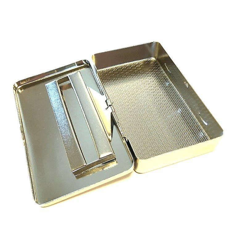 Tobacco case with paperholder