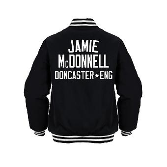 Jamie McDonnell Boxing Legend Kids Jacket