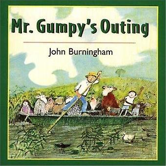 Mr. Gumpy's Outing by John Burningham - John Burningham - 97808050662