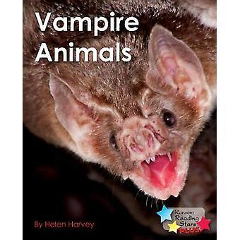 Animaux de vampire-9781785915116 livre
