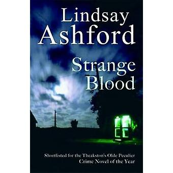 Strange Blood (New edition) by Lindsay Jayne Ashford - 9781870206846