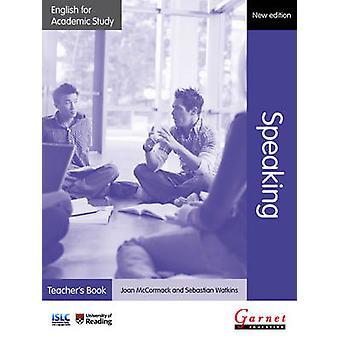Speaking - 2012 (Teacher's Edition) by Joan McCormack - Sebastian Watk