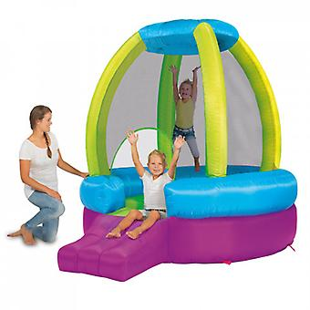 Plum Rocket Bouncer Inflatable Bouncy Castle 8ft