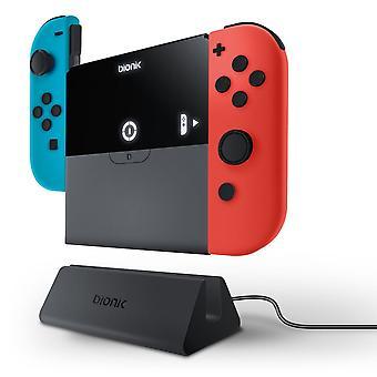 Bionik Power Plate bærbart strømsystem (Nintendo switch)