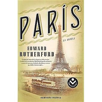 Paris by Edward Rutherfurd - 9788415729600 Book