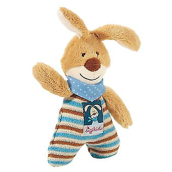 Sigikid Rattle Rabbit Semmel Bunny