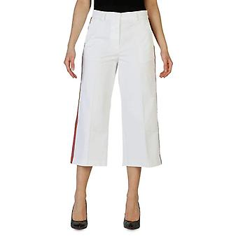 Pinko Women White Trousers -- 1G13748080
