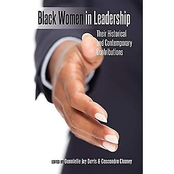 Mujeres negras en el liderazgo