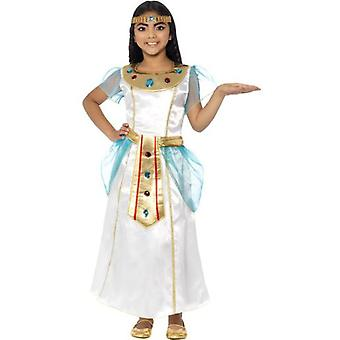 Smiffys Deluxe Cleopatra Girl Costume With Dress &  Headpiece