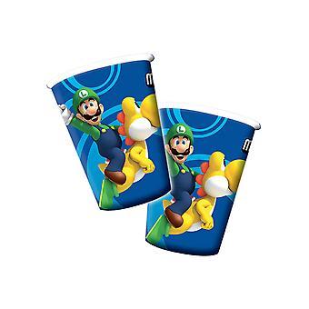 Super Mario Brothers kubki