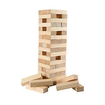 Home & Living Wooden Tumbling Tower Game