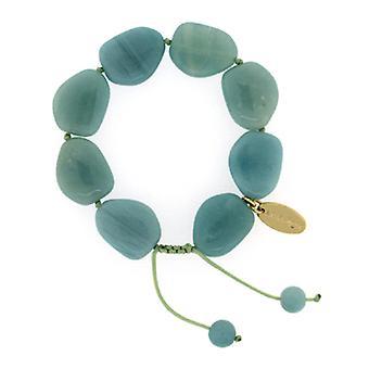 Lola Rose Malinda Bracelet Amazonite