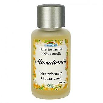 Biofloral Macadamia Oil (Woman , Cosmetics , Skin Care , Moisturizing and Nutritious)