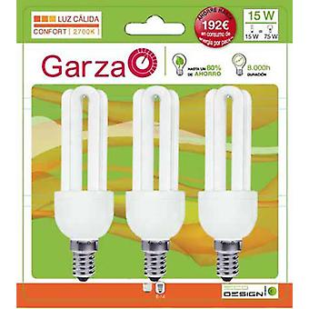 Garza Stick T3 15W E14 Bulbs 800Lm 27K (3 units)