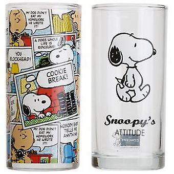 The Concept Factory September 6 Glass Decorated Glass Snoopy model range Sn3521