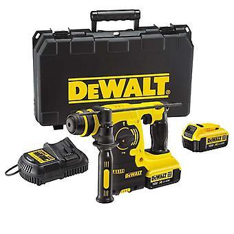 DeWALT DCH253M2 18V XR SDS Hammer 2 x 4.0Ah batterijen