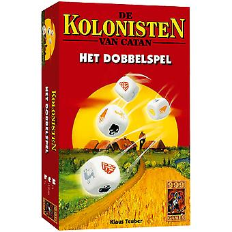 999 Games Kolonisten  Catan Dobbelspel