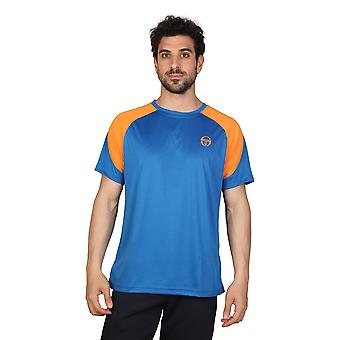 Tacchini T-shirts Blue Men