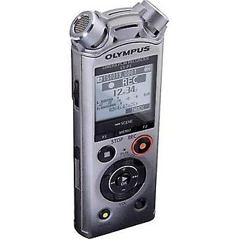 Portable audio recorder Olympus LS-P1 Silver