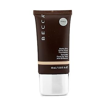 Becca Matte huden skinne bevis Foundation - # Buttercup 40ml / 1.35 oz