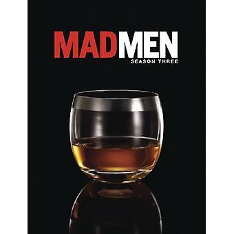 Mad Men - Mad Men: Staffel 3 [DVD] USA import