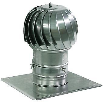Спиннинг дымохода клобук алюминия нисходящие вентиляции извлечения 130-500 мм