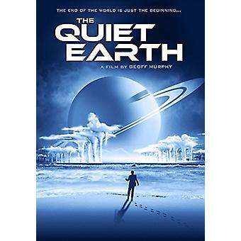 Quiet Earth [DVD] USA import
