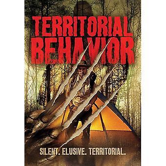 Territorial adfærd [DVD] USA importerer