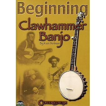 Clawhammer バンジョー 【 DVD 】 アメリカ インポートを開始
