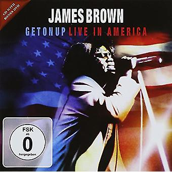 James Brown - en vivo en la importación de Estados Unidos de América [CD]