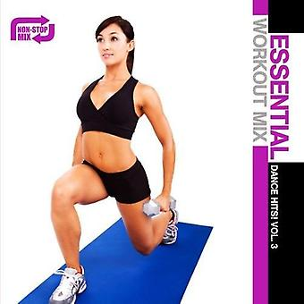 Essential Workout Mix: Dance Hits! - Vol. 3-Essential Workout Mix: Dance Hits! [CD] USA import