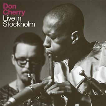 Don Cherry/Maffy Falay/Tommy Koverhult/Bernt Rosen - Don Cherry Live i Stockholm [CD] USA import